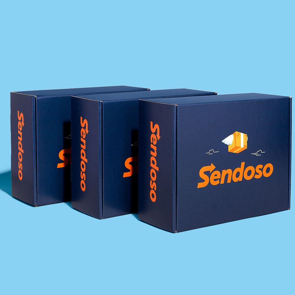 Sendoso Custom Packaging